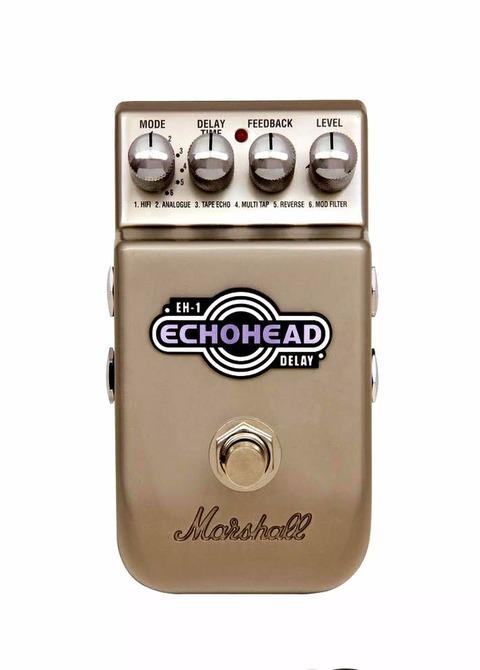 Pedal Guitarra Eléctrica Marshall Echohead