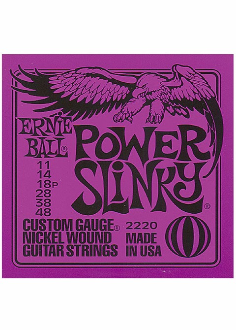 Encordado Guitarra Eléctrica Ernie Ball 011