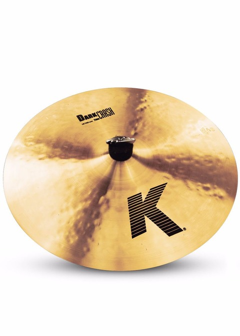 Platillo Zildjian K Dark Crash 16