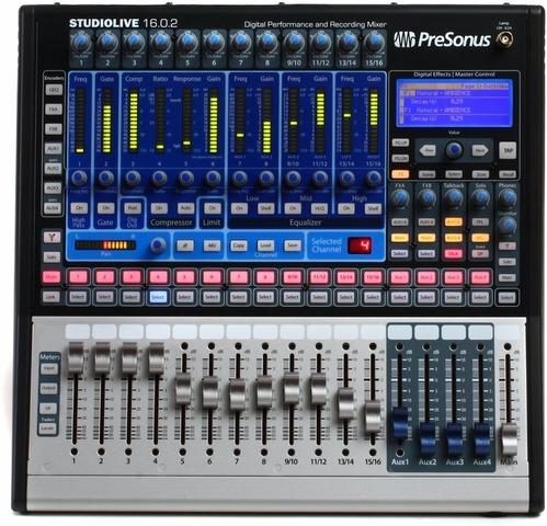 Consola Presonus Studio Live 16.0.2