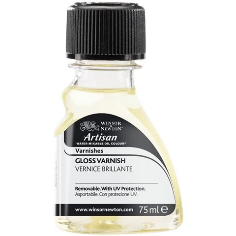 Winsor & Newton Barniz Brillante 75ml