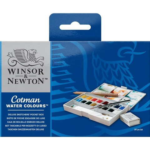 Acuarela Winsor & Newton - Cotman 0390060