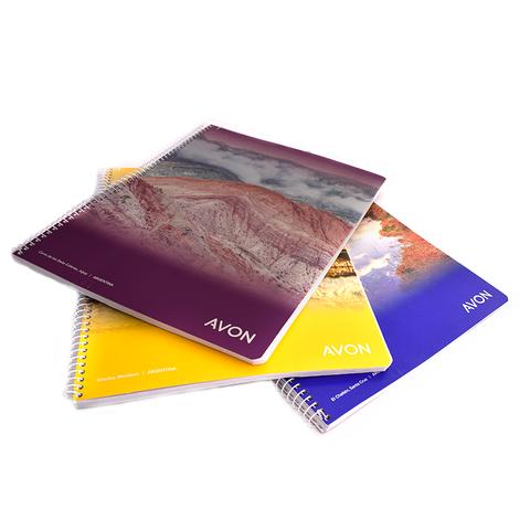 Promo Cuadernos Avon