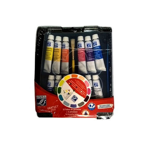 Tempera Set Lefrance (807359)
