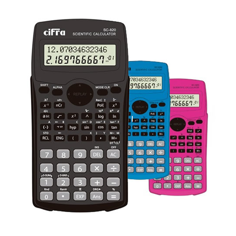 Promo Calculadora Cientifica