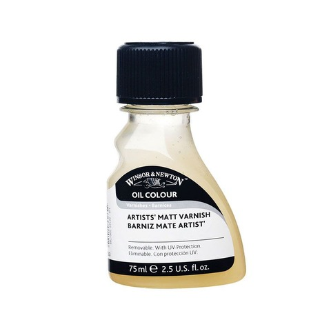 Winsor & Newton Barniz Mate 75ml
