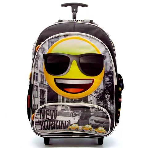 Mochila Carro emoji TT903