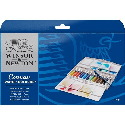 Acuarelas Winsor & Newton - Cotman 0390377