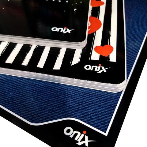 Cuaderno Universotario Onix x3