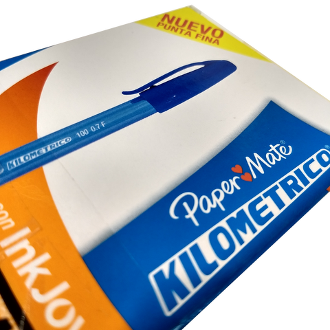 Lapicera Papermate x12