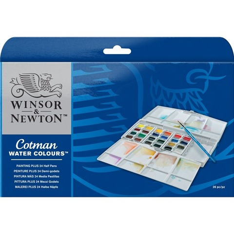 Acuarela Winsor & Newton - Cotman 0390376