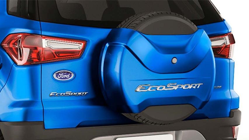 Cobertor de rueda Ecosport