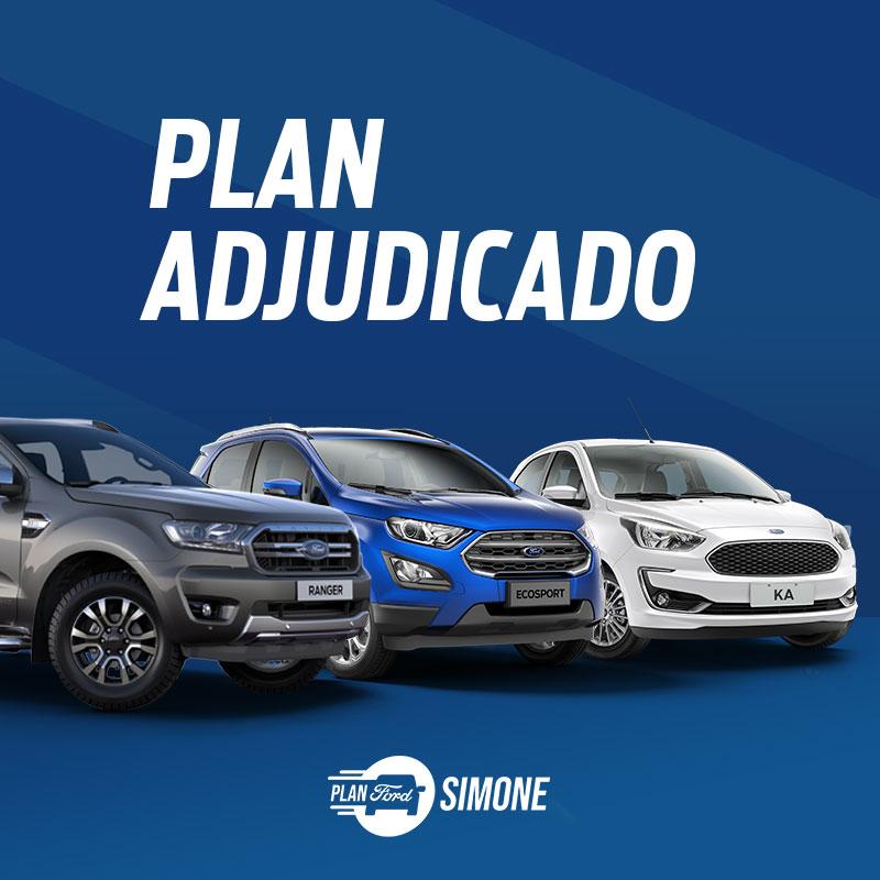 Plan adjudicado Ford Simone