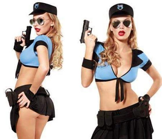 Policia en Promo