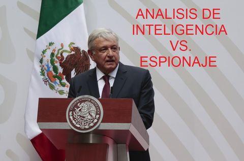 Noticias: Análisis de inteligencia vs. Espionaje