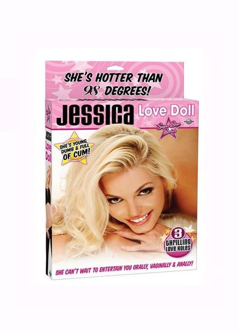 Muñeca Inflable Jessica