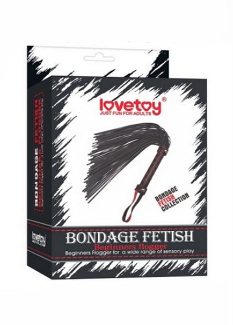Bondage Fetish Beginners Flogger