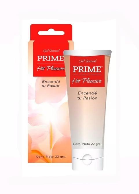 Prime Gel Hot Pleasure