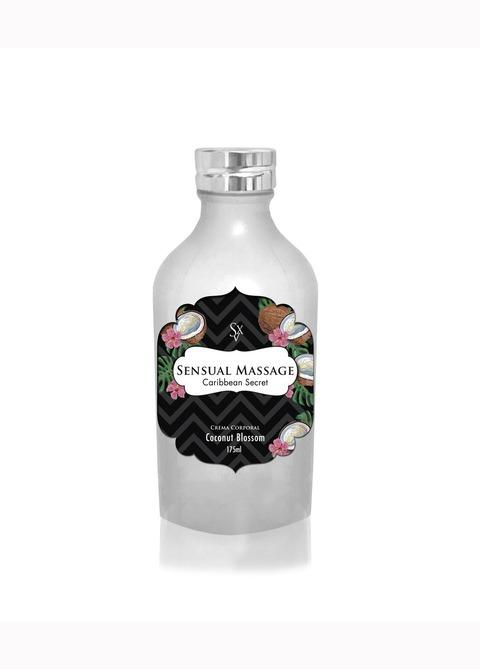 Sensual Crema Massage Coconut Blossom