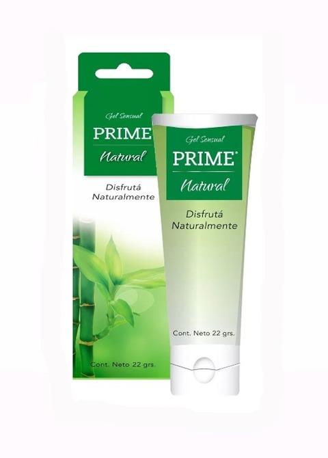 Prime Gel Natural