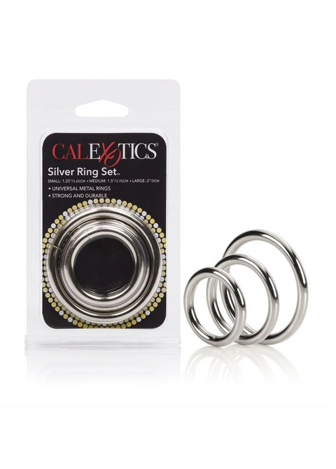 Silver Ring™