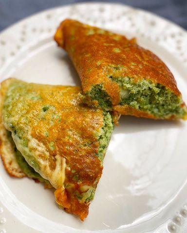 Omelette Invertida