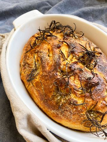 Pan de Romero y Oliva