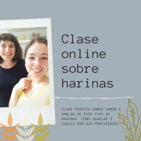 Todo Sobre las Harinas: Clase Online