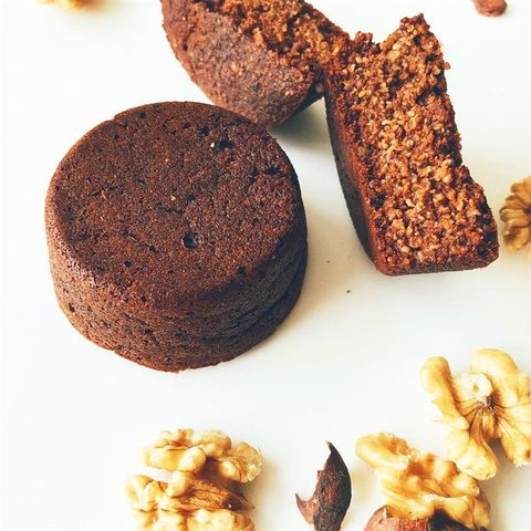Muffins de chocolate y un ingrediente secreto