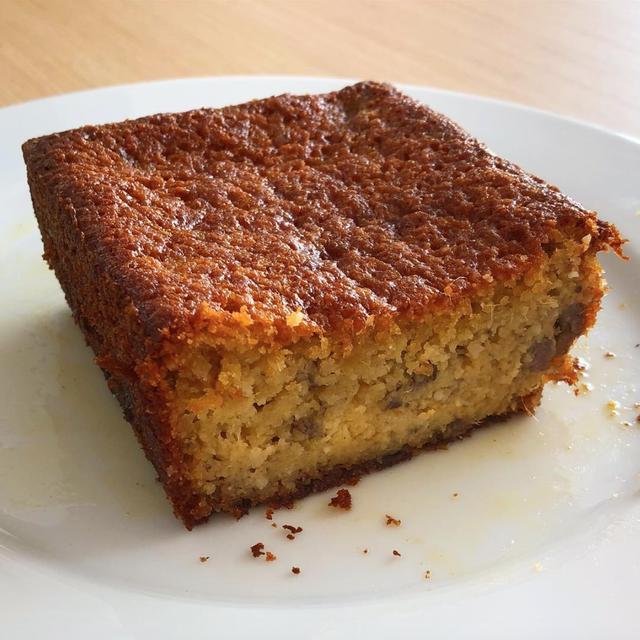 Torta húmeda de multifruta