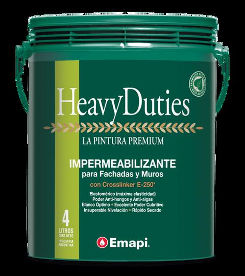 Impermeablizante para muros HD Emapi 20 lt