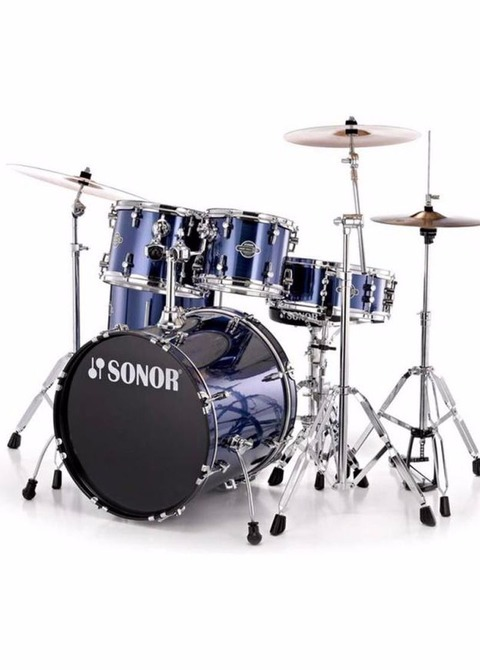 Bateria Sonor Smart Force SMF11STAGEBB