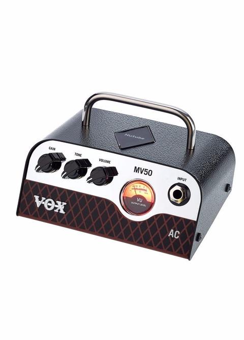 Mini Cabezal Vox MV50 AC