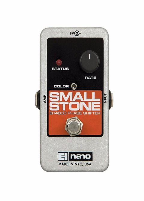 Pedal Guitarra Eléctrica Electro-Harmonix Small Stone nano Phaser