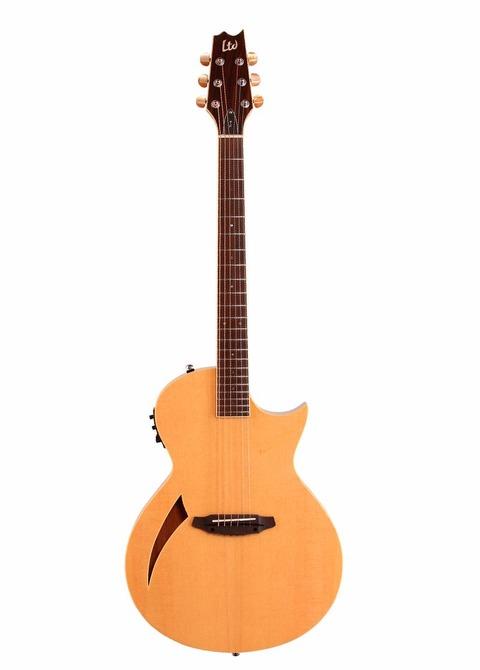 Guitarra Eléctroacústica ESP LTD TL-6 Nat
