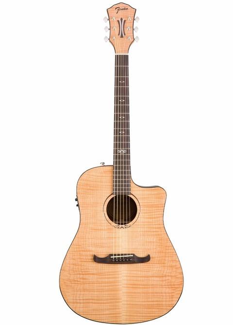 Guitarra Eléctroacustica Fender T-Bucket 400