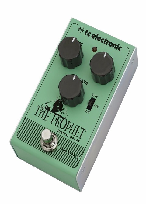 Pedal Tc Electronic The Prophet Digital Delay