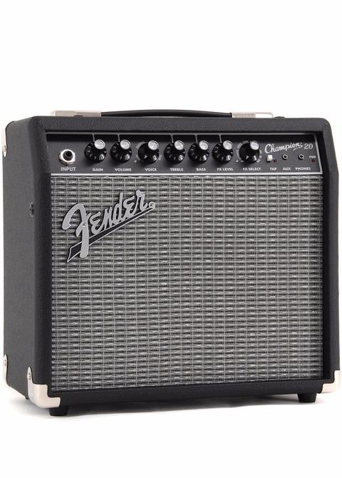Amplificador para guitarra Fender Champion 20