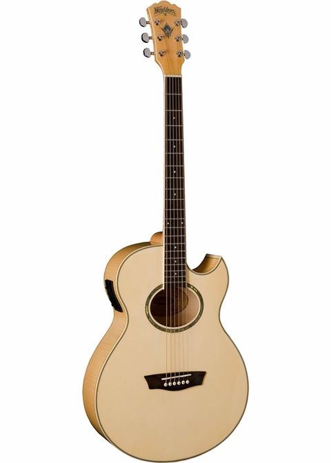 Guitarra Electroacústica Washburn EA20