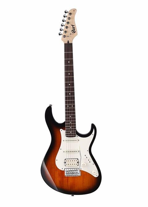 Guitarra Eléctrica Cort G110 2T Sunburst