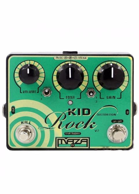 Pedal Maza Kid Rock Distortion