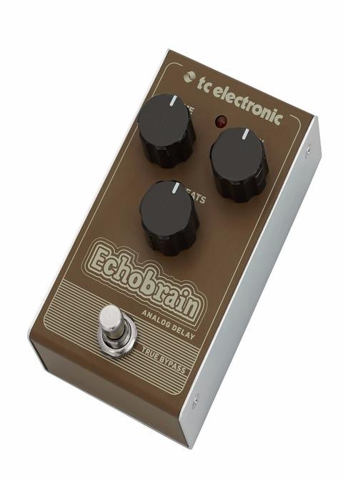 Pedal Tc Electronic EchoBrain Analog Delay