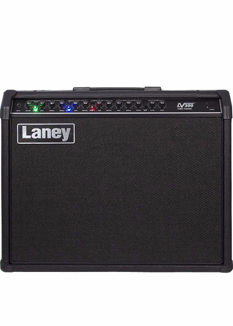 Amplificador Guitarra Eléctrica Laney LV300 Tube Fusion