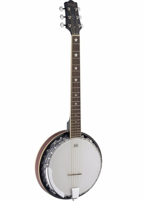 Banjo 6 Cuerdas Stagg