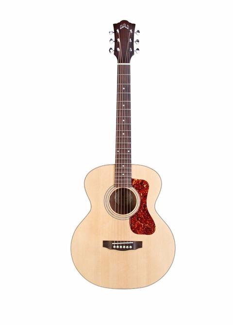 Guitarra Electroacústica Guild Jumbo Junior Caoba