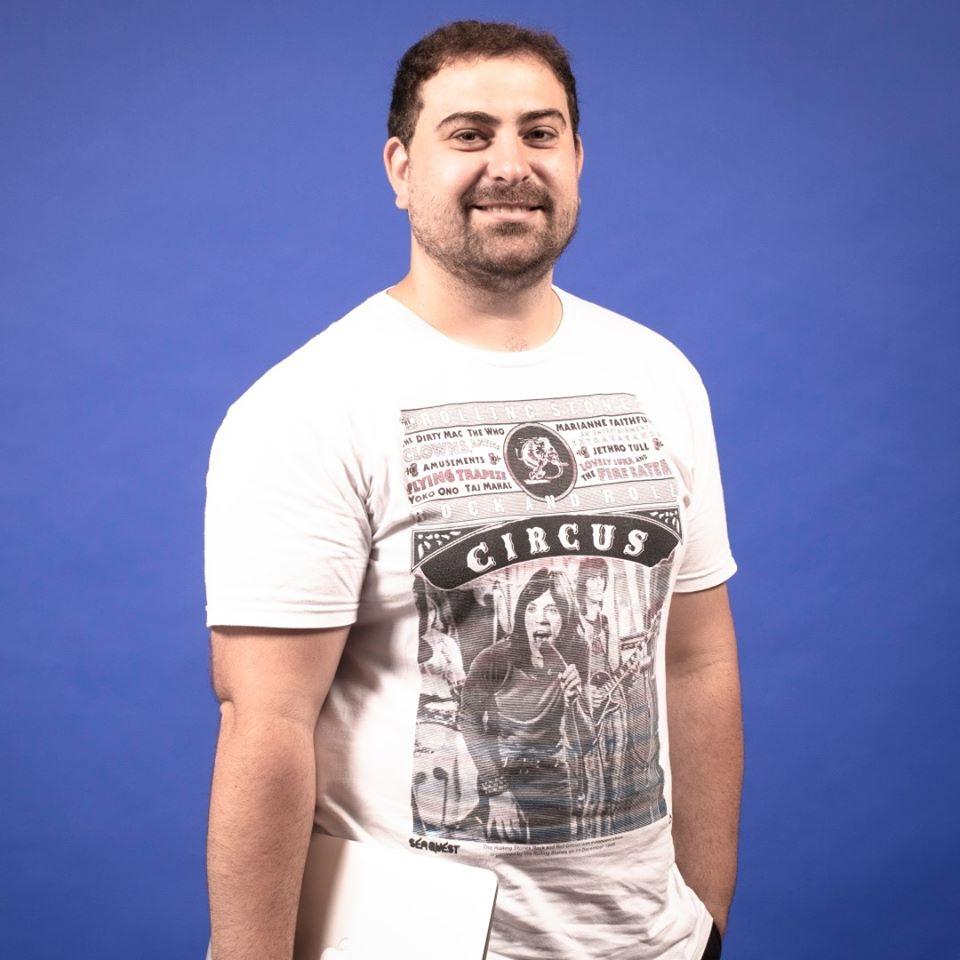 Marcos Ressia</br>DDAH Comunicación & Diseño