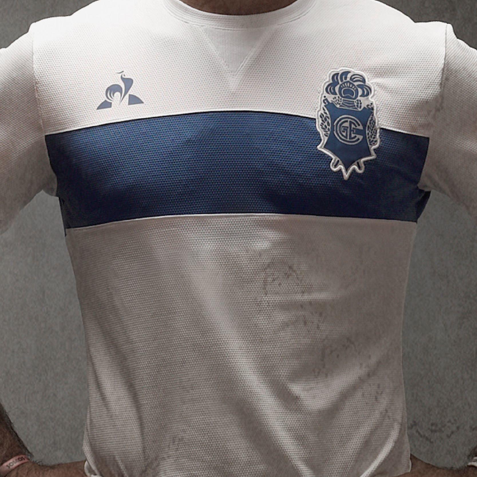 2f6fbff9adf Camiseta Retro Le Coq Sportif - LoboShop - Tienda Online de Gimnasia ...