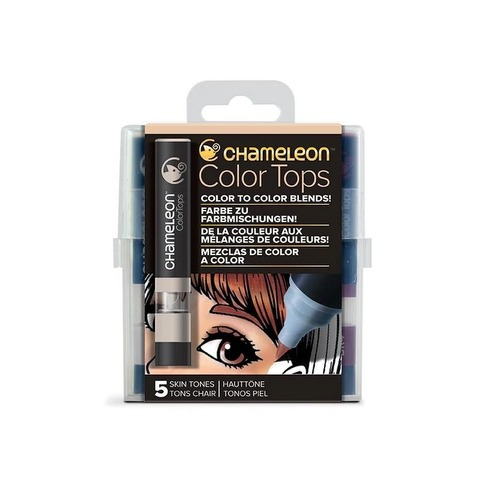 Color Tops Chameleon X5 Tonos Piel
