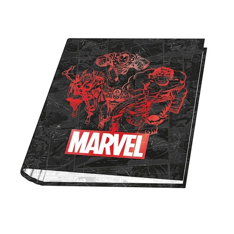 Carpeta A4 2x40 Mooving Marvel 1002208