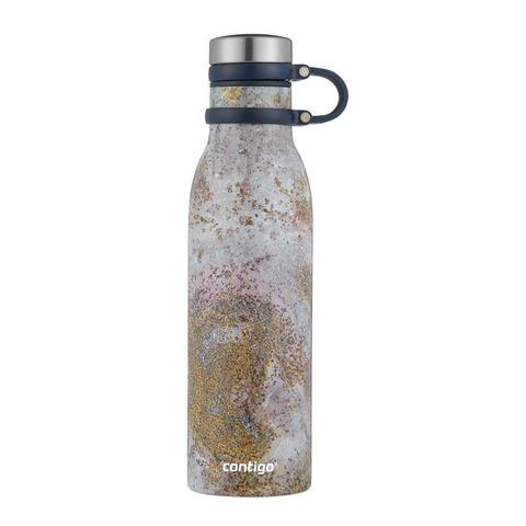 Botella Contigo Termal acero 591ml Matterhorn Rustic Gold
